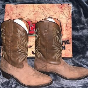 Authentic Western Boots